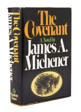 MICHENER, JAMES A. The Covenant. New York, (1980).
