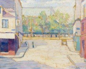 Harry B. Lachman, (American, 1886-1975), Rue Du Hau