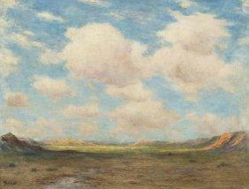 Albert Lorey Groll, (American, 1866-1952), Arizona