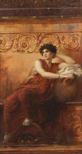 Edwin Blashfield, (American, 1848-1936), The Roman