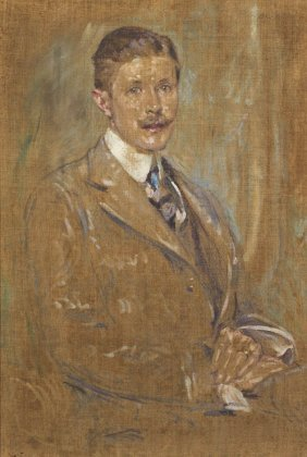 Robert Lewis Reid, (American, 1862-1929), Portrait