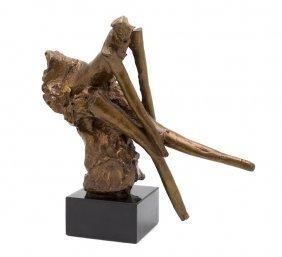 Reuben Nakian, (American, 1897-1986), Dancer