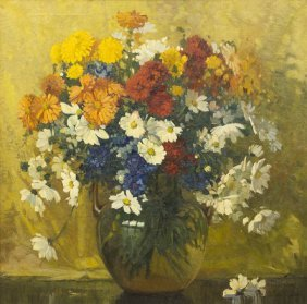 Frederick Milton Grant, (American, 1886-1959), Stil