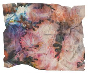 Sam Gilliam, (American, B. 1933), Untitled, 1970