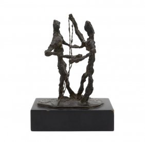 Germaine Richier, (French, 1904-1959), The Couple