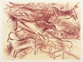 Elaine DeKooning, (American, 1919-1989), Grotto A