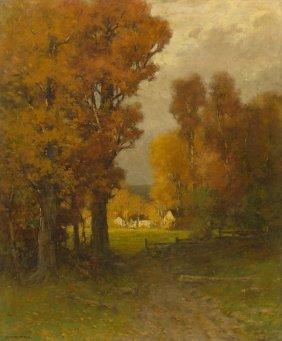 Edward Loyal Field, (American, 1856-1914), A Day In