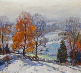 Emile Albert Gruppe, (American, 1896-1978), New Hamp