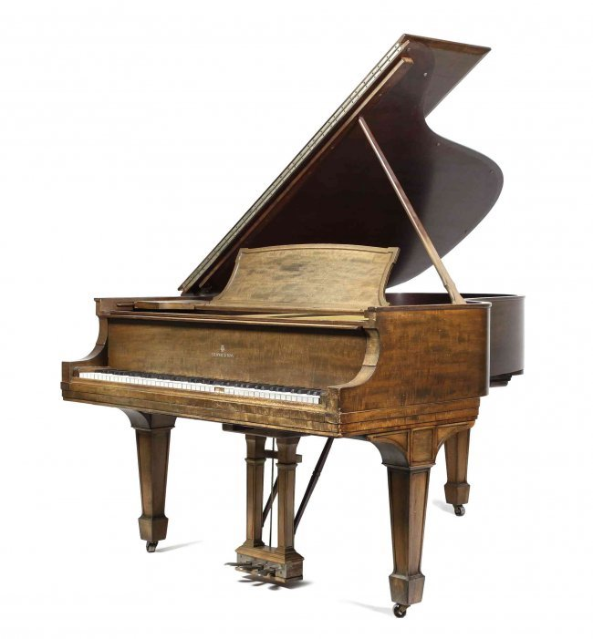 a steinway model a baby grand piano 1919 height 72 lot 84