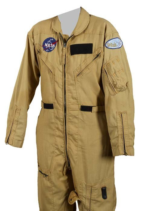 nasa apollo flight suit - photo #23