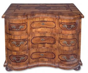 Dresser, Late Baroque, Xviii Century
