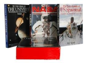"1985 ""Encyclopedia Of US Spacecraft"""