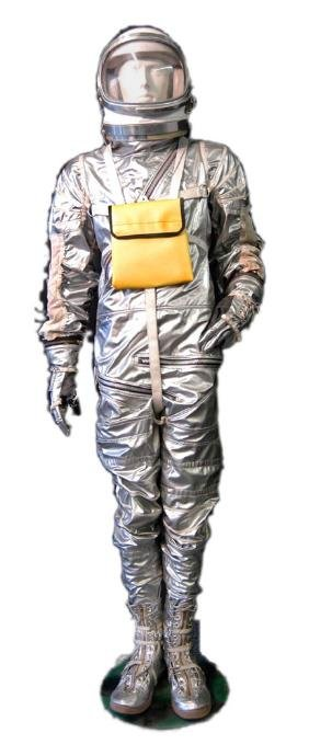 NASA Mercury Space Suit Replica A Highly Authentic