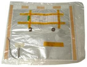 """Shuttle Keel Strut MLI Blanket (14.5x20"""") A Shuttl"""