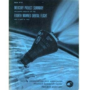 "1963, ""Mercury Project Summary, NASA SP-45"""