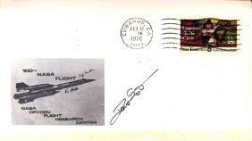 Shuttle Approach Landing Test  David Scott Autogra