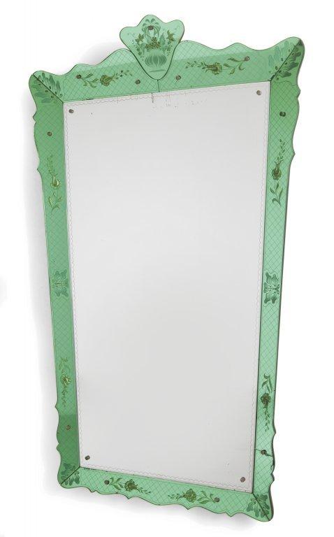 Gio ponti uno specchio da parete per fontana lot 2136 for Lots specchio