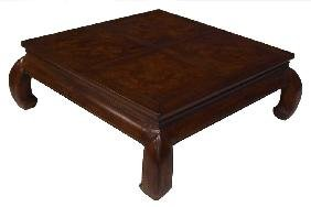 Asian burlwood furniture
