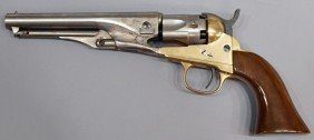 CONNECTICUT VALLEY ARMS BLACK POWDER REVOLVER