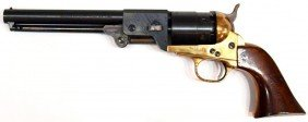 1851 COLT REVOLVER REPRODUCTION, BLACK POWDER .44