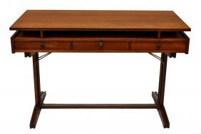 MID-CENTURY MODERN DESK AFTER FRANCO ALBINI