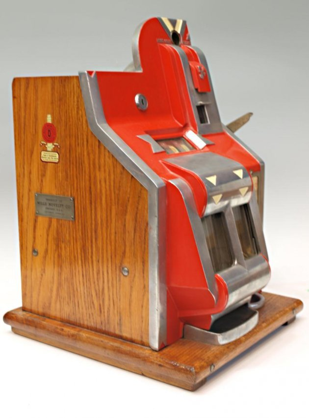 mills novelty company slot machine serial numbers