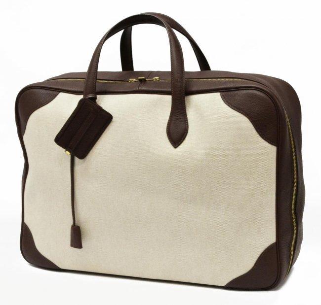 great hermes handbags - HERMES VICTORIA DE VOYAGE TRAVEL BAG : Lot 297