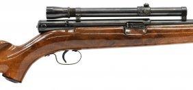 Winchester Model 74 Rifle, .22lr Caliber & Scope