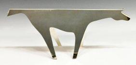 Gio Ponti For Sabattini Silverplate Cavallo