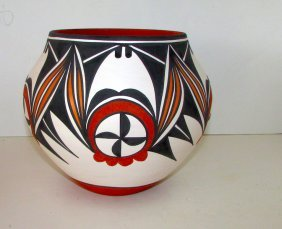 Native American Acoma Collector Fine Pottery