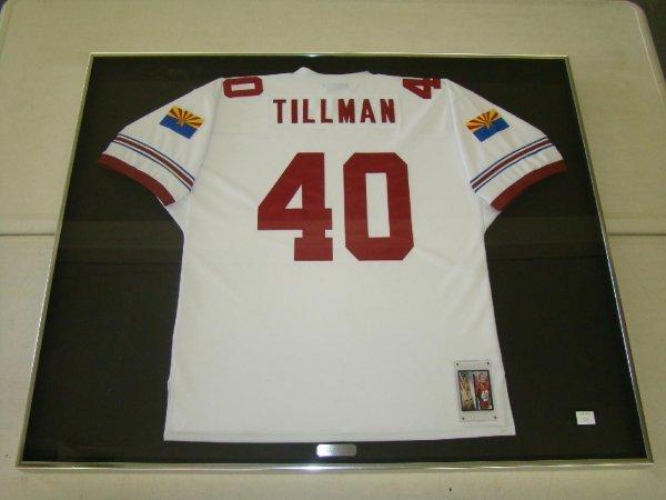2763 Cardinals Pat Tillman Football Jersey Lot 2763