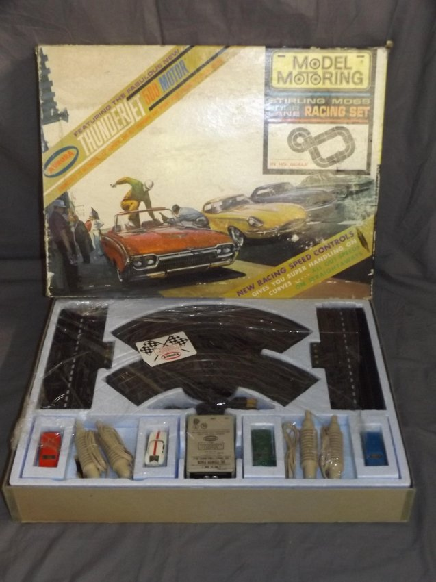 hot wheels slot car instructions