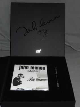Montblanc Donation Pen John Lennon Special Edition