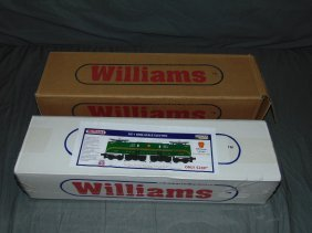 Williams Gg-3001 #2360 Penn Green 5 Stripe