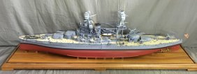 Uss Arizona Battleship By Fine Art Models