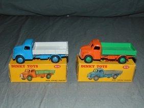 (2) Dinky No.414 In Original Boxes