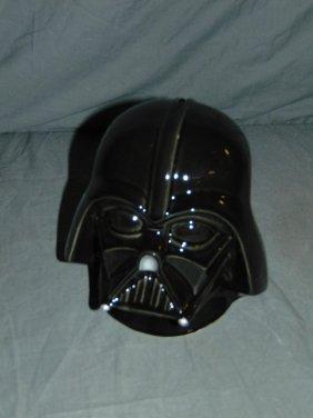 Boxed 1977 Darth Vader Ceramic Bank