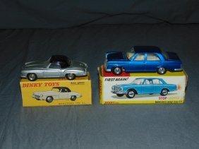 Dinky No.160 & No.526 In Original Boxes