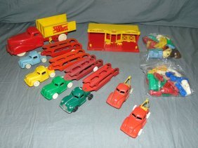 Plastic Vehicle Lot