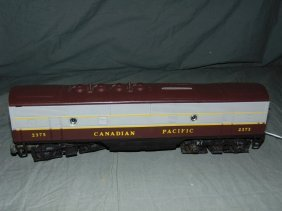 Lionel 2373 Canadian Pacific Diesel B Unit