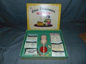 1949 Nancy Little Seamstress Sewing Kit