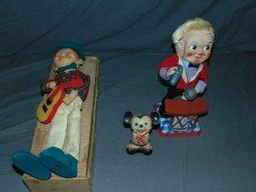 3 Piece Toy Lot