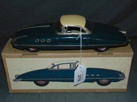 Boxed Tin Litho Paya Packard Coupe