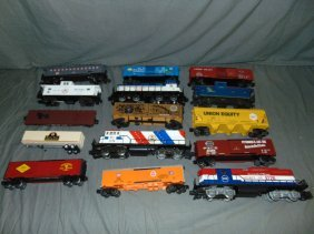 Lionel & K-line Bi-centennial Diesels & Freight
