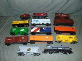 Modern O Gauge Train Lot