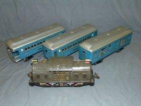 Lionel Standard Gauge #10 & Passenger Cars
