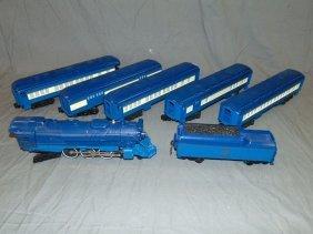 Lionel Mpc Blue Comet Passenger Set