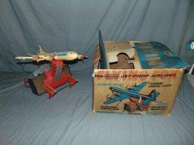 Remco Flying Fox Airliner In Original Box