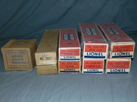 Lionel Girls Set 1587s, Boxed