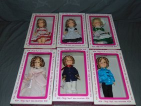 Ideal Shirley Temple Doll Lot